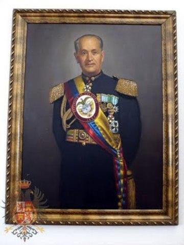 El Teniente Gustavo Rojas LLega A La Presidencia