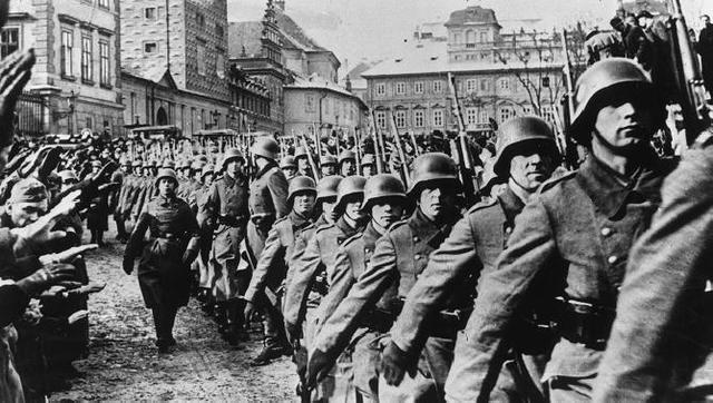 PRIMERA GUERRA MUNDIAL 1917-1918
