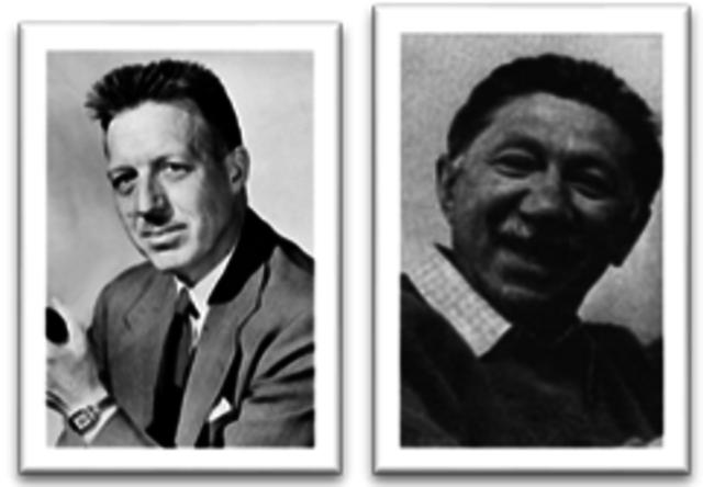 ESCUELA DEL COMPORTAMIENTO SOCIAL 1920-1960