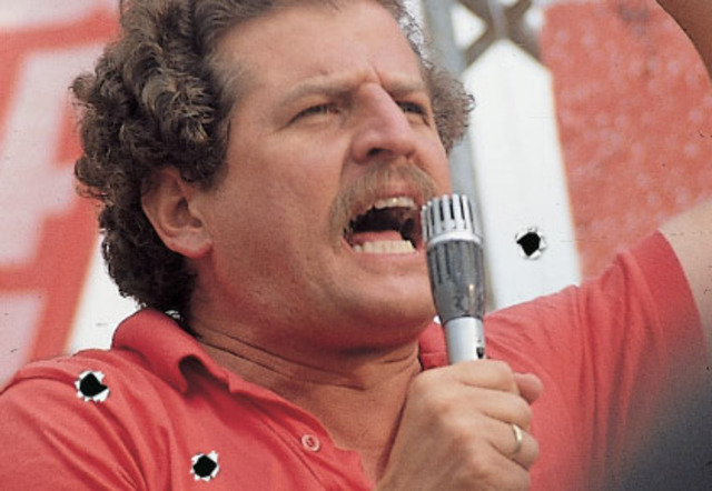 muerte Luis C. Galán