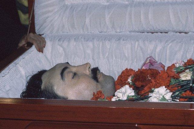 Muerte Del Candidato Jaime Pardo Leal