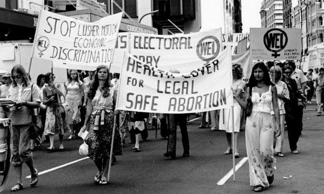 Segunda Ola Feminista