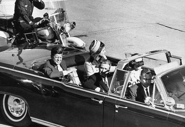 Asesinato del presidente Kennedy