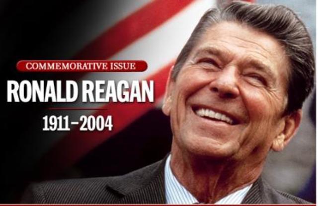Inicio de la era Reagan en los Estados Unidos