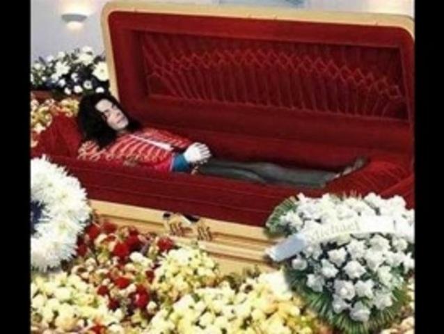 Muerte de Michael Jackson (El Rey del Pop)