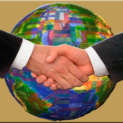 Evolución de las Relaciones Económicas Internacionales timeline