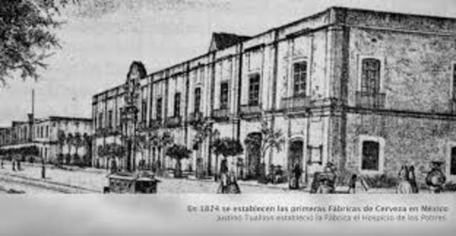 PRIMERAS FABRICAS EN MEXICO