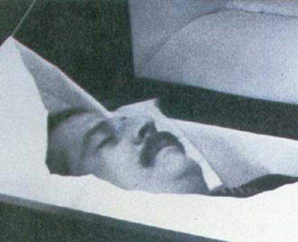 Muere Galán