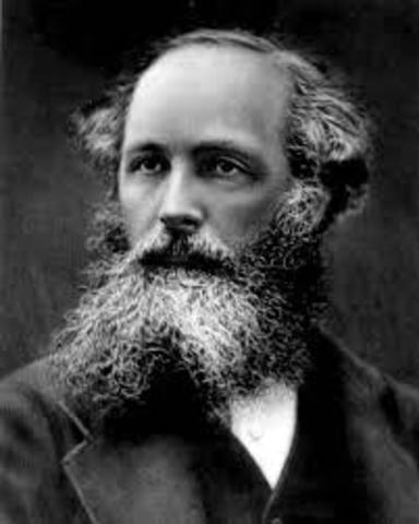 James Clerk Maxwell unificó ambos fenómenos, la electricidad y el magnetismo