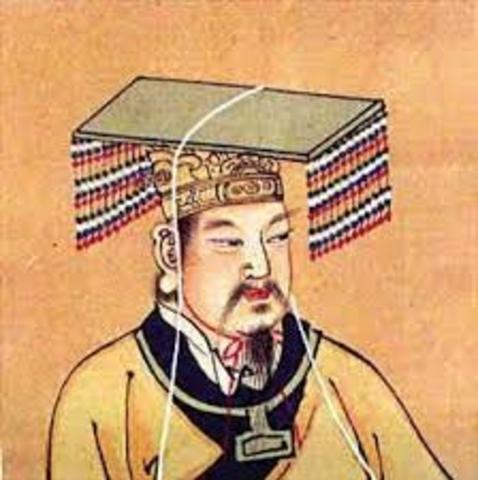 Los chinos, fabricaban imanes con magnetita.