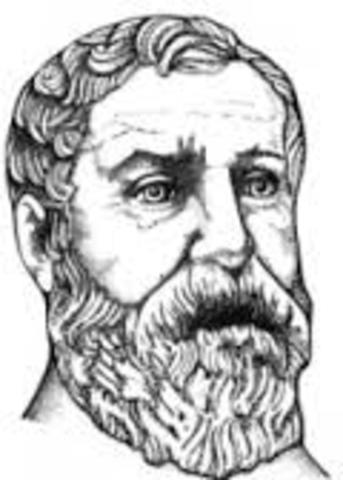 """Herón de Alejandría costruyó un aparato llamado """"eolípía""""."""