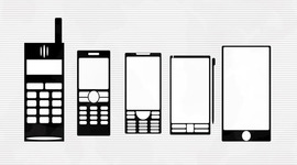 Evolution of the mobile phone timeline