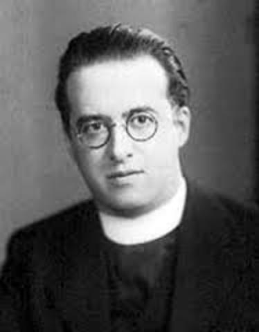 Georges Lemaítre