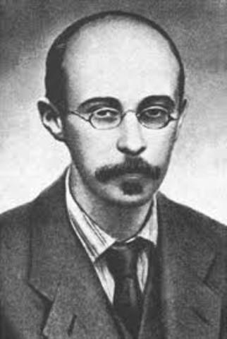 Aleksandr Friedmannn