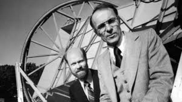 Arno Penzias y Robert Wilson