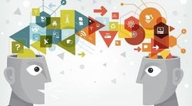 """Etapas de la Evolución de la Mercadotecnia"" timeline"
