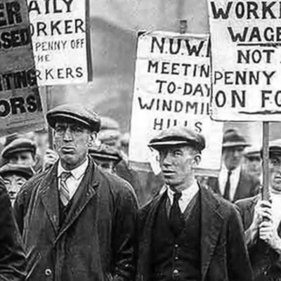 Labor Unions and Strikes. Patrick and Brady timeline