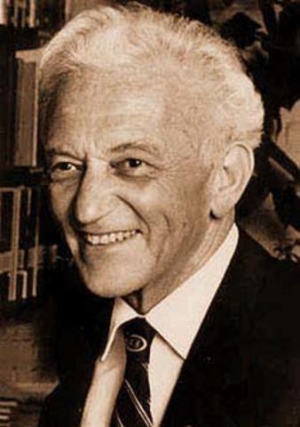 Début de la RCR Moderne par Peter Safar (1924-2003) - considéré comme père de la réanimation