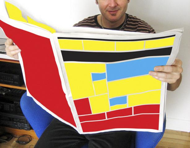 Se utiliza color en los diarios.