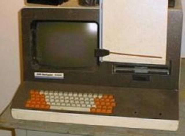 Computadoras en artes gráficas.