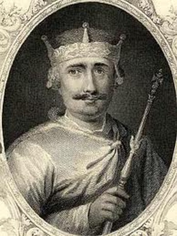 The reign of King William Rufus