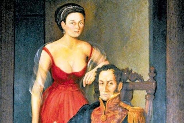 Intento fallido de asesinato contra Bolivar