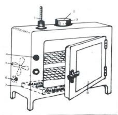 Louis Pasteur introduce la esterilización por calor del vino y la leche.