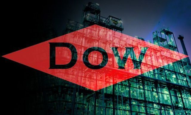 Dow Chemical vende poliestireno en los Estados Unidos de América.