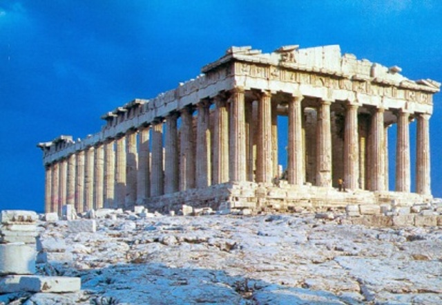 Grecia: 460 -377 AC