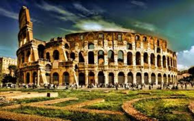 Roma: 735 AC