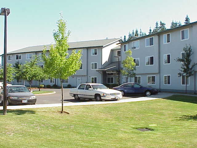 Elderly Housing at Whispering Pines II