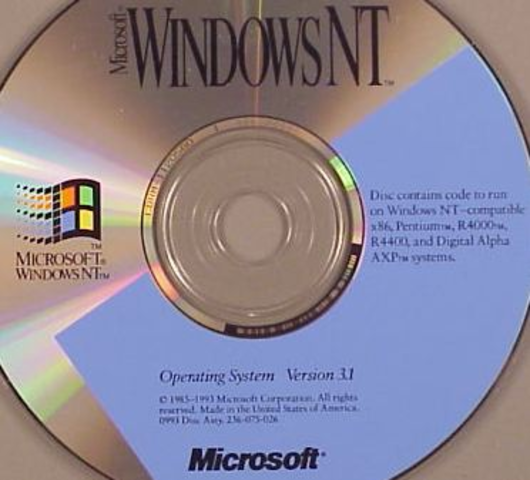 Windows NT3.1