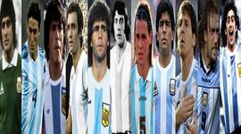 La Selección Argentina en los Mundiales de Fútbol timeline