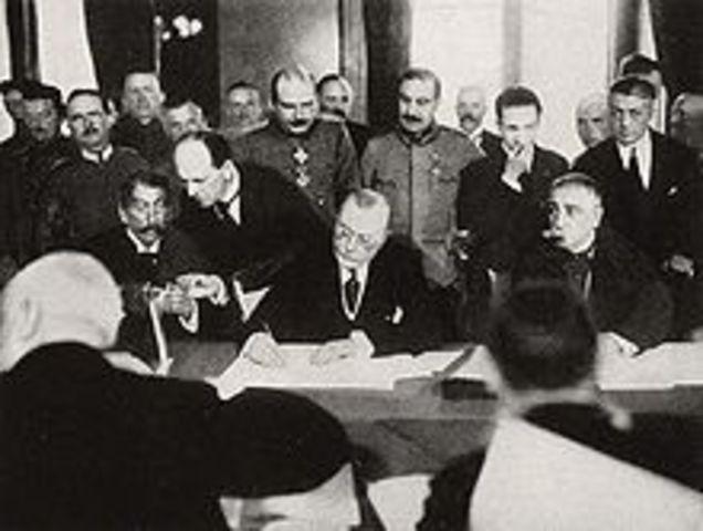 Tratado de Brent-Litovsk