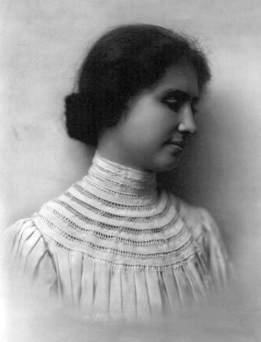 Nascimento de Helen Keller