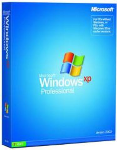 Windows XP- merger of personal and business operating systems