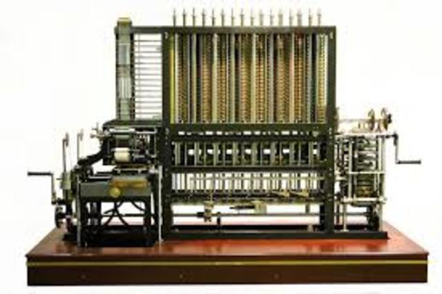 La primer computadora mecánica
