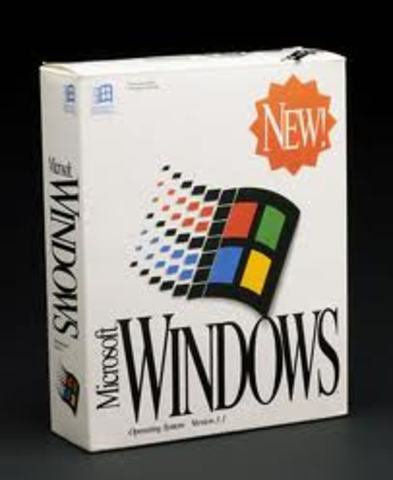 Windows 3.0 Release 32 bit operating system