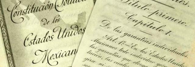 Artículo 16 de la Constitución.