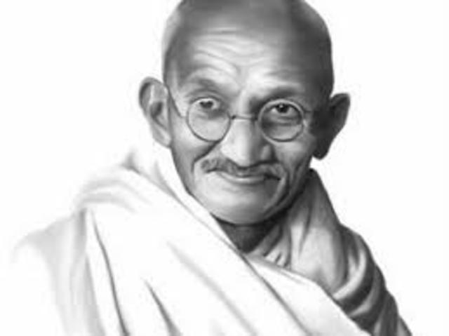 Gandhi - 1915