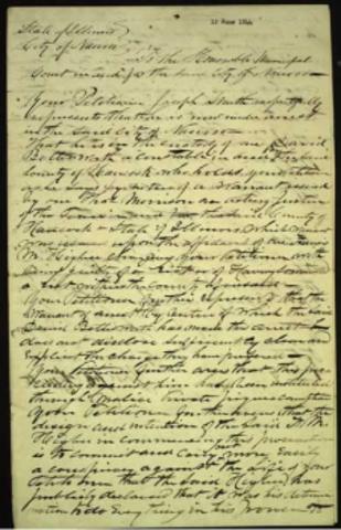 1679 - La Ley de Habeas Corpus