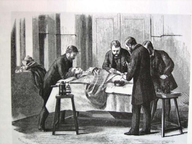 EDAD MODERNA - Concepto de medicina y cuidado de enfermería: