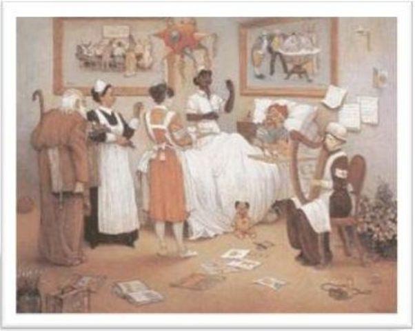 Enfermería, religión y mujeres:
