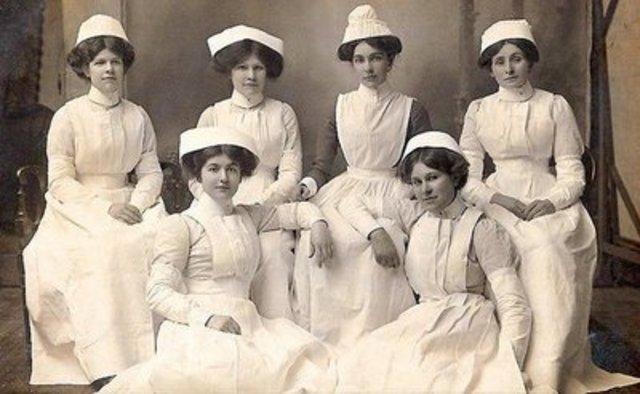Reforma de Enfermería: