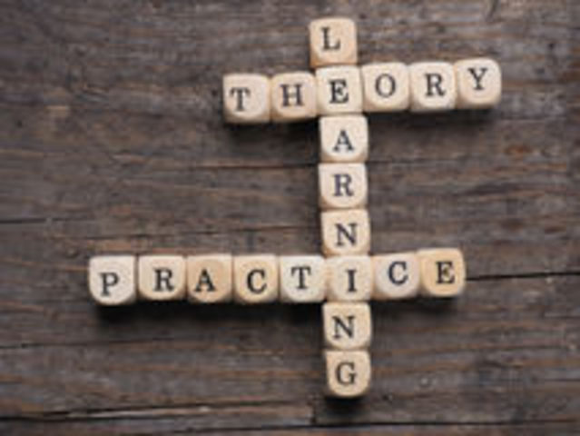 from practical knowledge to practical theory education essay Essay on the jainism system of education  jaina karma theory stressed one's  vocational education must provide practical knowledge or work experience to.