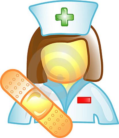 publicación de los principios básicos de enfermería: