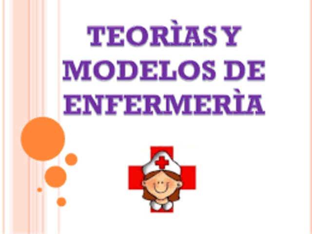 Presentación de modelos: