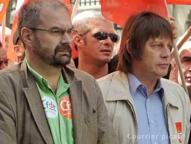 Chérèque: les démêlés de Woerth, «un vrai problème»
