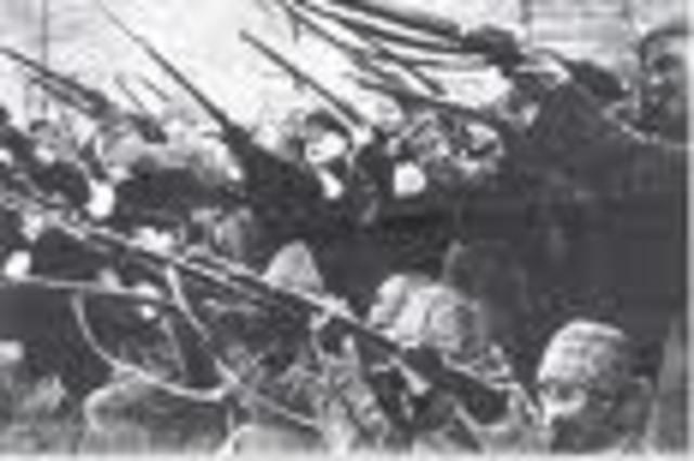 Segunda fase de la Revolución de 1.917
