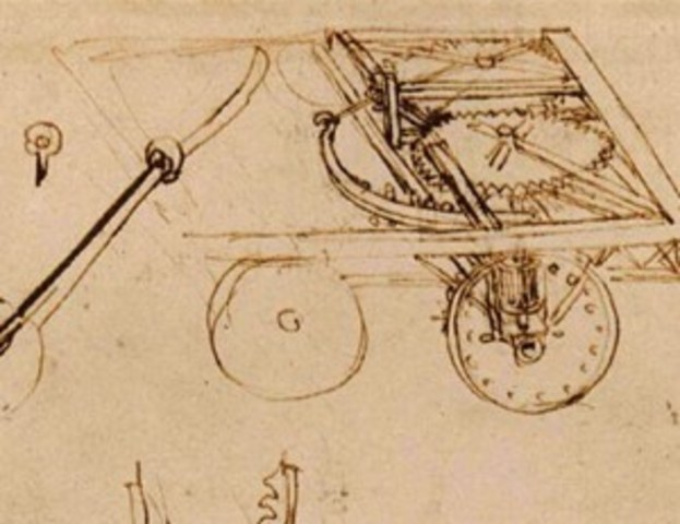 The Self-Propelled Cart